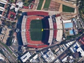 从google earth看2010年南非世界杯场馆