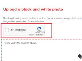 将黑白老照片变成彩色 - ColouriseSG
