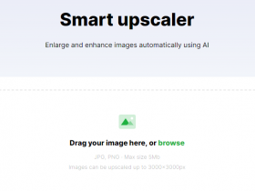 图片无损放大Topaz Gigapixel AI+在线网站,两种解决办法供你选择