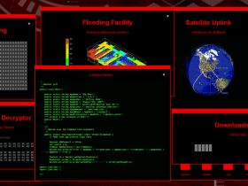 GEEKtyper-模拟黑客软件