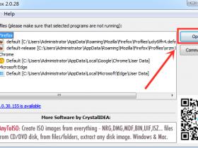 SpeedyFox浏览器优化提速软件