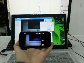 DroidCam-将手机变成无线摄像头
