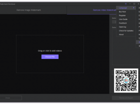 HitPaw Watermark Remover-视频图片去水印工具