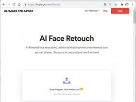 AI Face Retouch:通过 AI 自动修饰脸部,让自拍看起来更漂亮