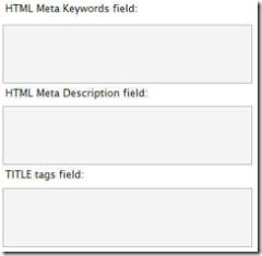 wordpress seo之meta的处理